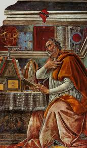 Augustine in his Study